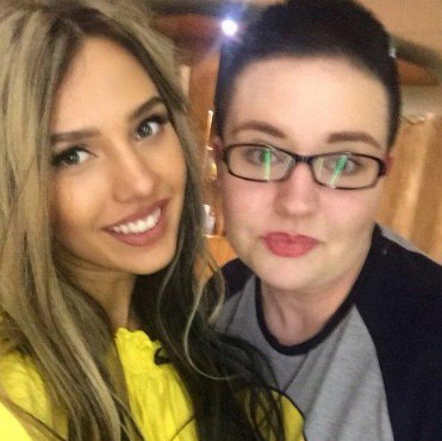 Дарина Маркина: Саша Черно обязательно добьется своего!
