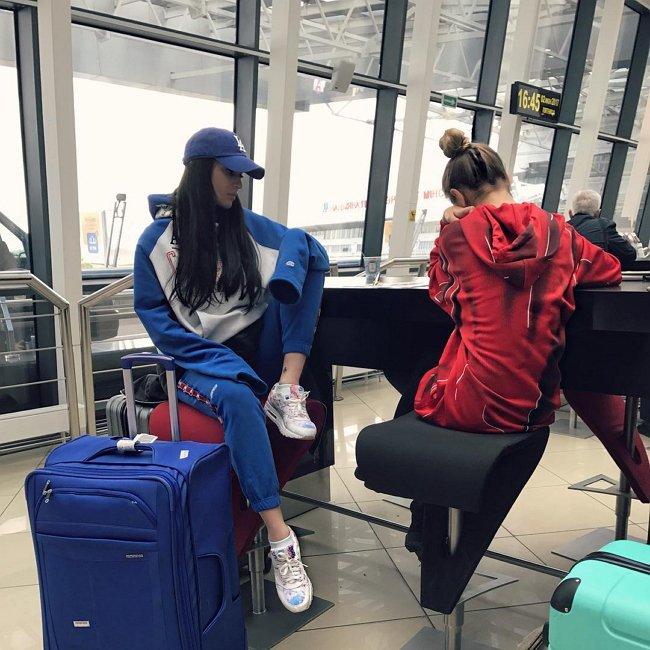 Водонаева и Малиновский лишились 30 тысяч долларов аэропорту Минска