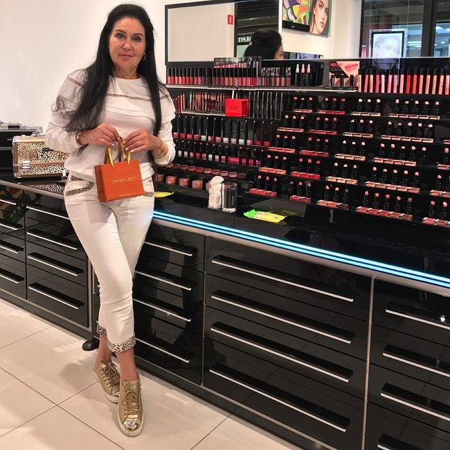 Татьяна Африкантова: Закупаем для Марины косметику