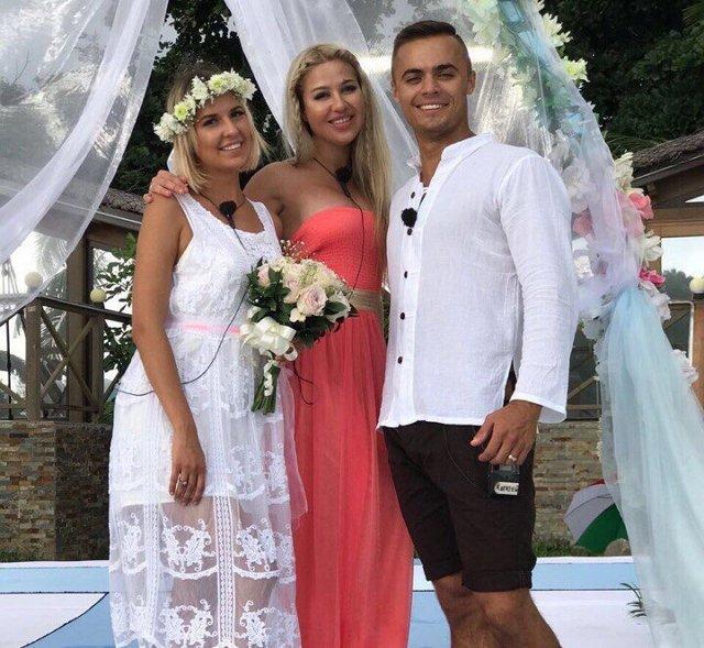 Блог Редакции: Майя и Алексей поженились на Сейшелах