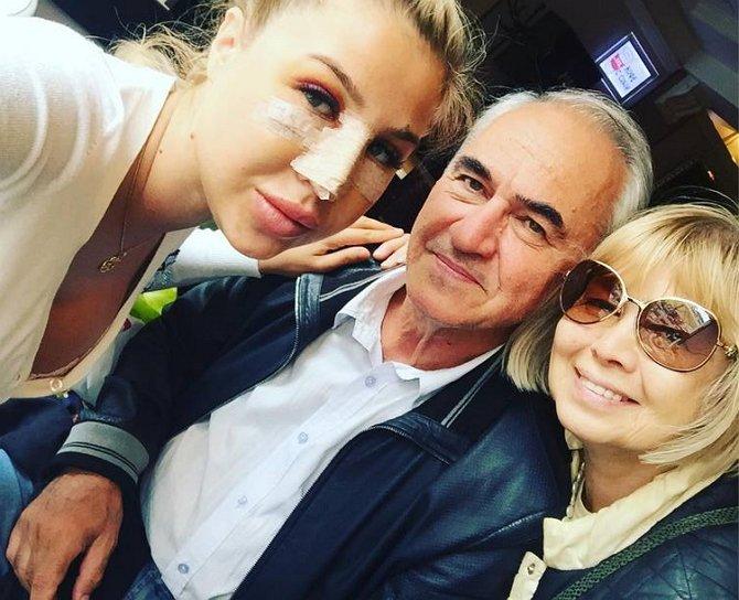 Тайна счастливого брака родителей Марии Кохно