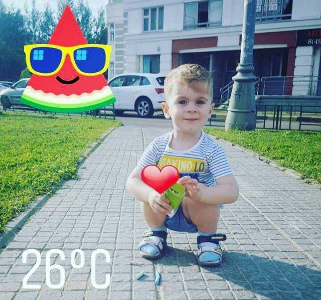 Ольга Ветер: Миша третий день не ест!