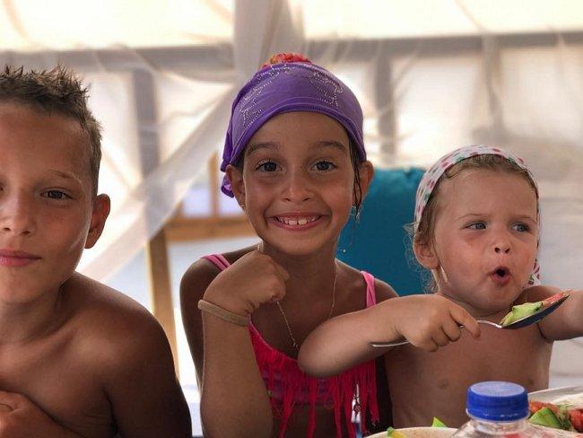 Свежие фото детей участников проекта (15.08.2017)